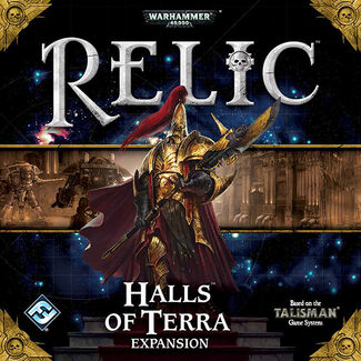Halls of Terra Box Art