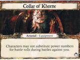 Collar of Khorne