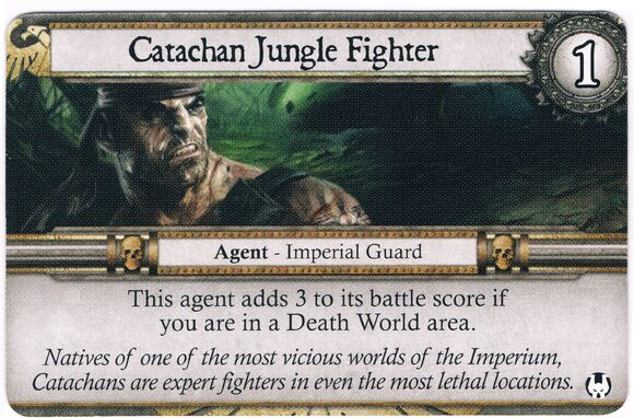 Catachan Jungle Fighter