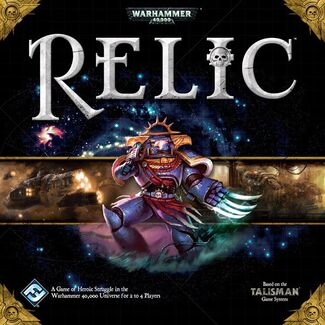 Relic Box Art