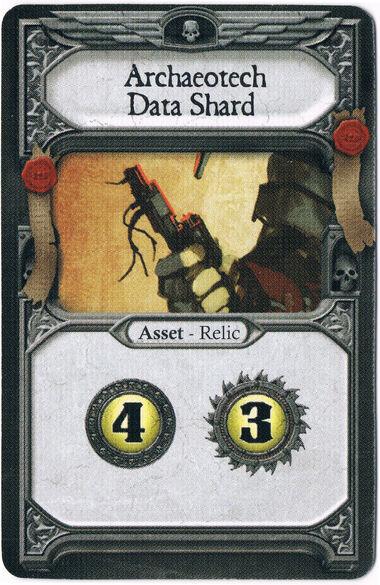 Archaeotech Data Shard