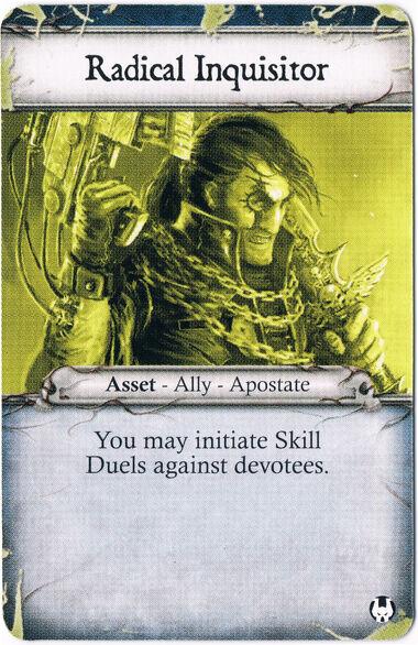 Radical Inquisitor