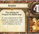 Avarice (X2)