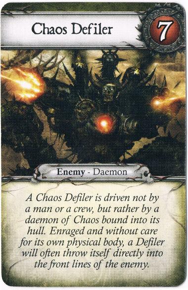 Chaos Defiler