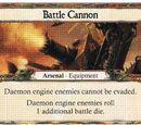 Battle Cannon