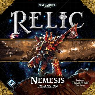 Nemesis Box Art
