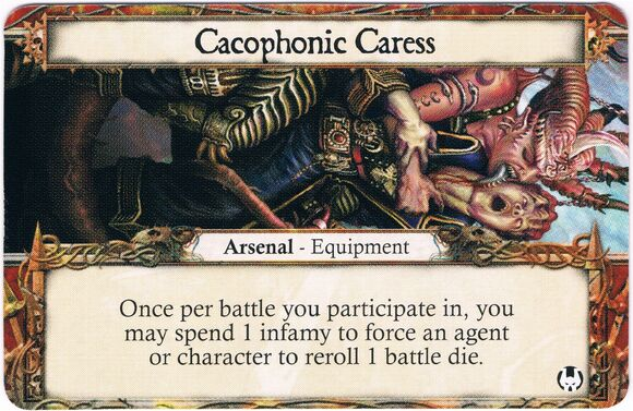 Cacophonic Caress
