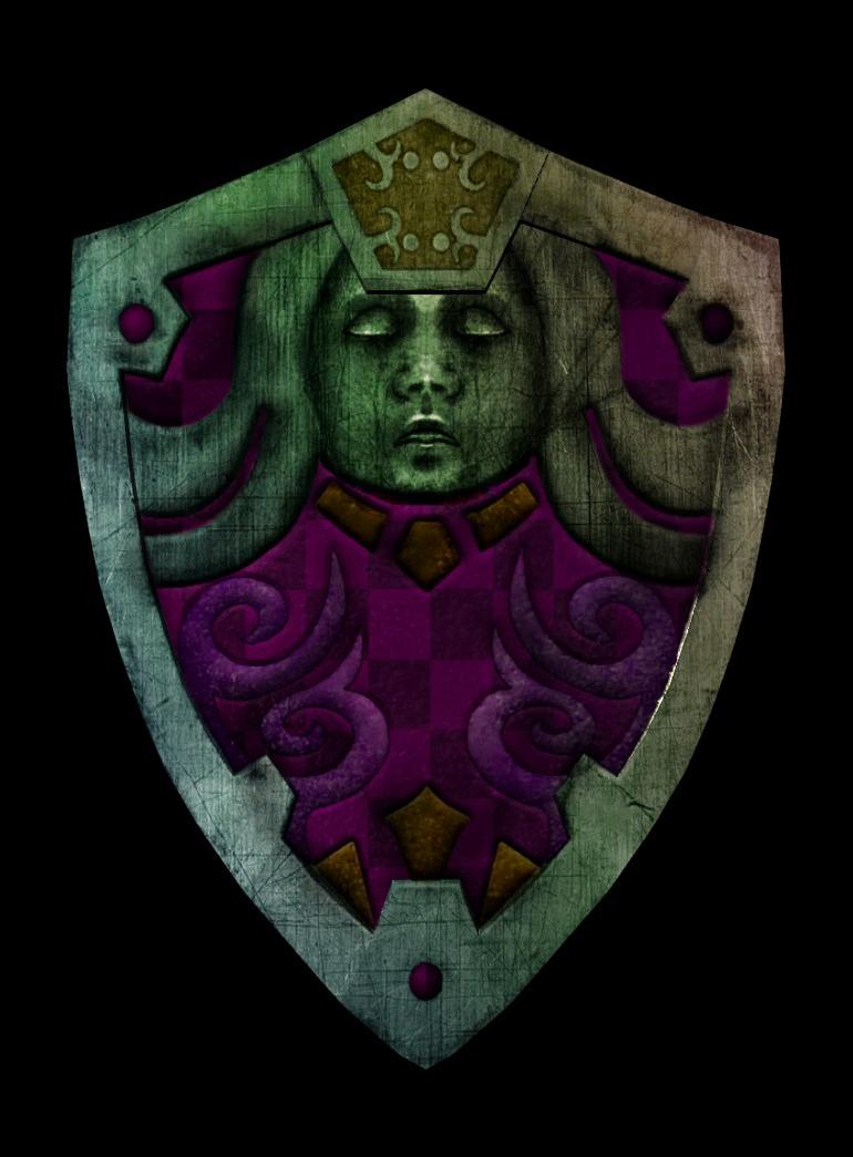 Goddess Shield | Relics of Hyrule Wikia | FANDOM powered by