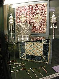 Sinagoga di firenze, museo 03