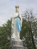 Lourdes Vierge