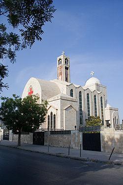 Amman Coptic Church