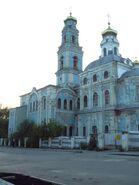 Church yekaterinburg