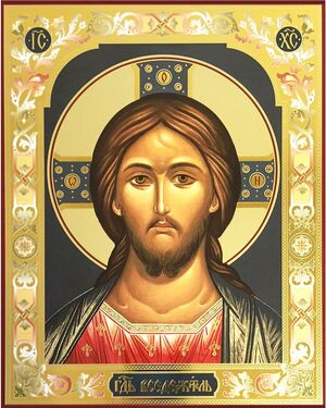 Christ-almighty-gold-silver-foiled-orthodox-icon-4
