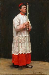 Giacomo di Chirico Ministrant