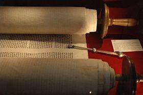 Torah and jad
