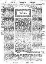 Talmud-Berachoth