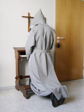 Trappist praying 2007-08-20 dti