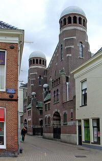 Synagoge Groningen Folkingstraat