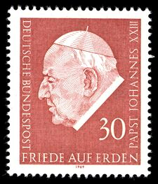 Stamps of Germany (BRD) 1969, MiNr 609