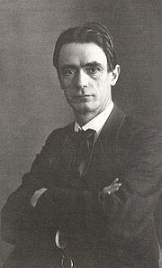 Steiner um 1905