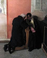 Исповедь берн собор