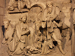 Worms Dom st peter tympanum 003