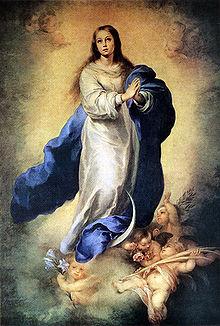 Imaculada - Murillo