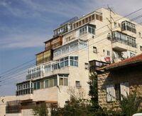 Graded Sukkahs In Apartments In Jerusalem