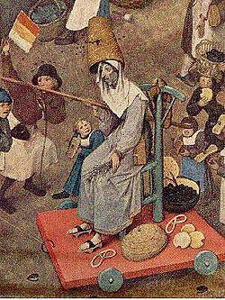Bruegel Lent