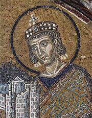 Byzantinischer Mosaizist um 1000 002