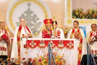 Kunjachan blessed ceremony