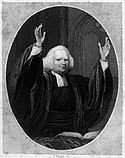 George Whitefield preaching