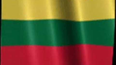 Anthem Lithuania