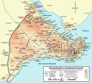 Byzantine Constantinople eng
