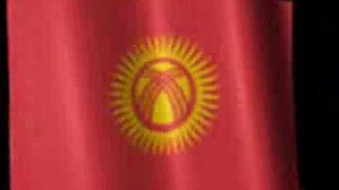 Anthem Kyrgyzstan