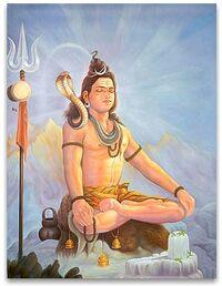 Shiva-kailas