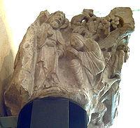 Capitel de Sta María la Real (Aguilar de Campoo) M.A.N. Inv.50201 01