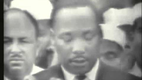 """""""I Have A Dream"""" speech from Martin Luther King, Jr"""
