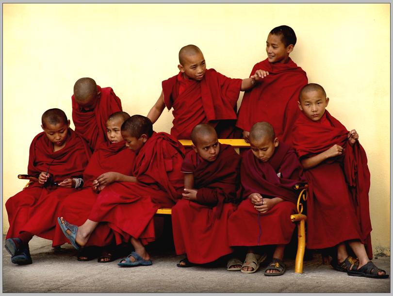Christian Monks