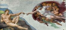 The Creation of Adam (1)