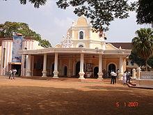 Mannam Church