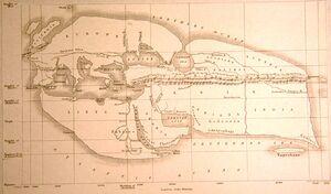 Mappa di Eratostene