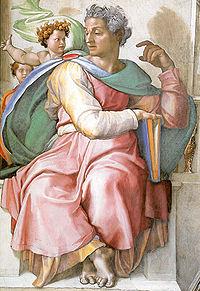 Jesaja (Michelangelo)