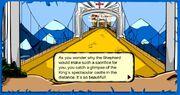 King's call - pearl bridge
