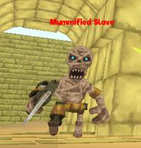 Mummifiedslave