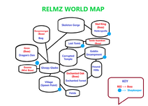 Relmz World Map (updated)