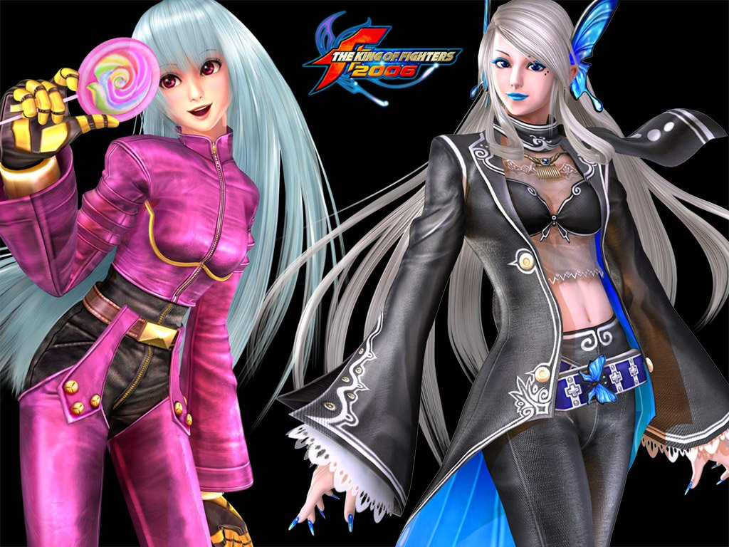 Image King Of Fighters Bvibjpu Hd Wallpaper 74287jpg Remakes Of