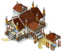 Tempel groß