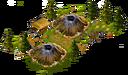 Köhlerei groß