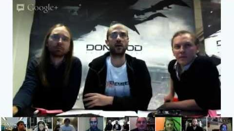 Remember Me - Dontnod Hangout, 19 December 2012
